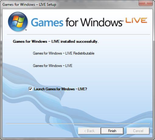 game for windows live download