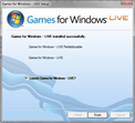 Install Windows Games Live