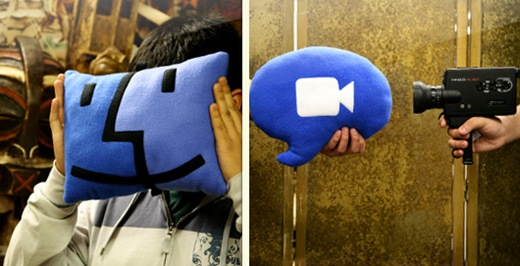 apple mac pillows