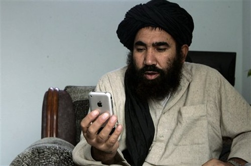 iphone in afghanistan