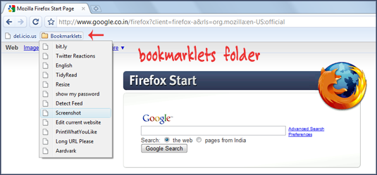 bookmarklets-folder