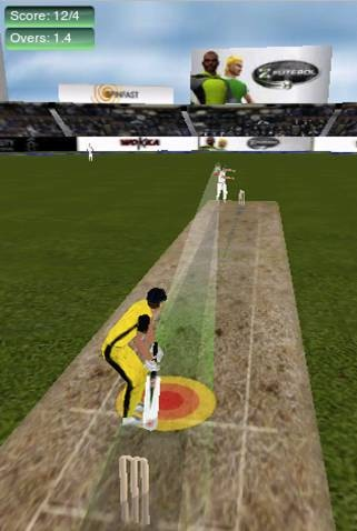 Cricket Animations