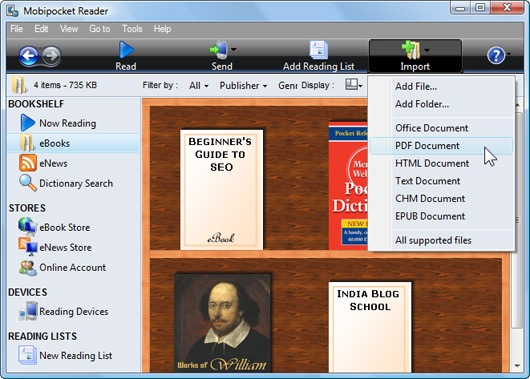 Changing a PDF into an EPUB file is easier than you might think