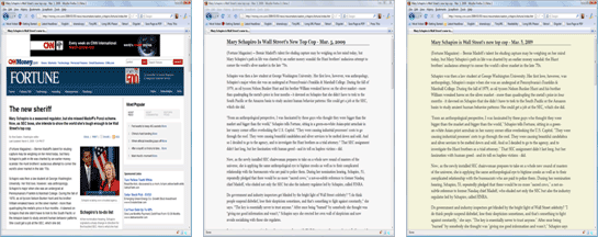 Read Web Articles in a Beautiful & Distraction Free Environment