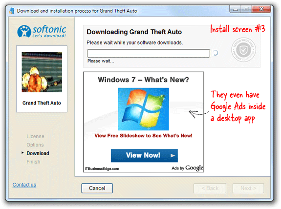 How Software Download Sites Are Confusing Users