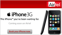 airtel iphone