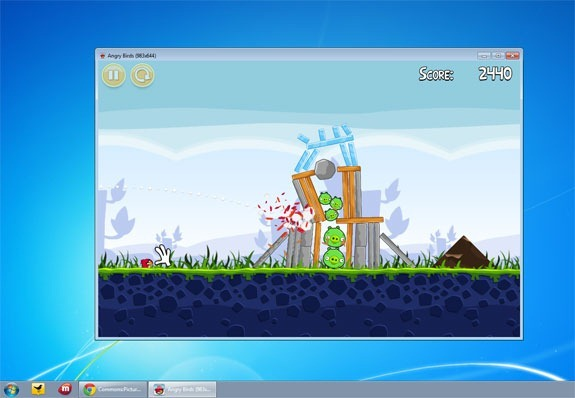 Download Angry Birds Game for your Windows PC
