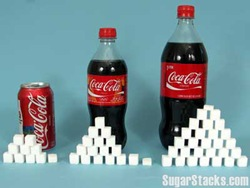 sugar in coke