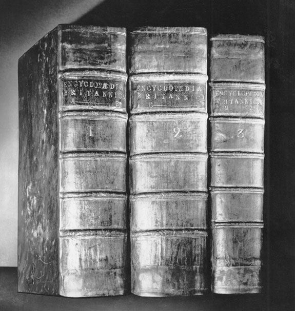 Encyclopædia Britannica - First Edition