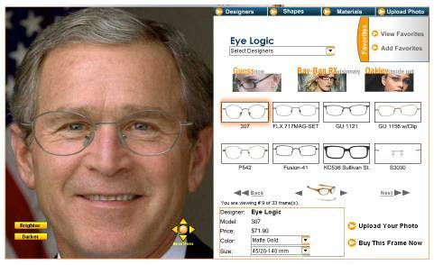 Find Eyeglass Frames For Face Shape : Find the Right Spectacle Frame for your Face