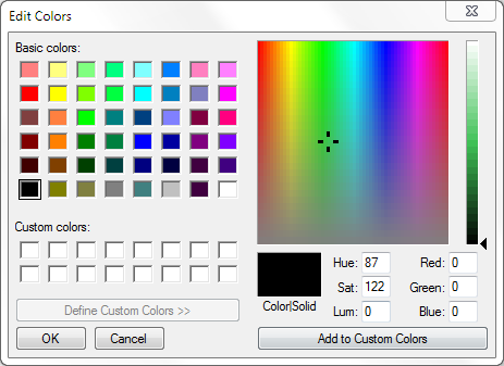 A Simple Way to Understand Hue, Saturation and Luminosity
