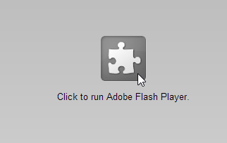 Enable Flash on-demand