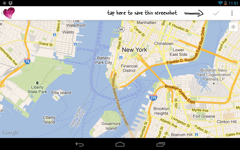 Can You Save Maps On Google on