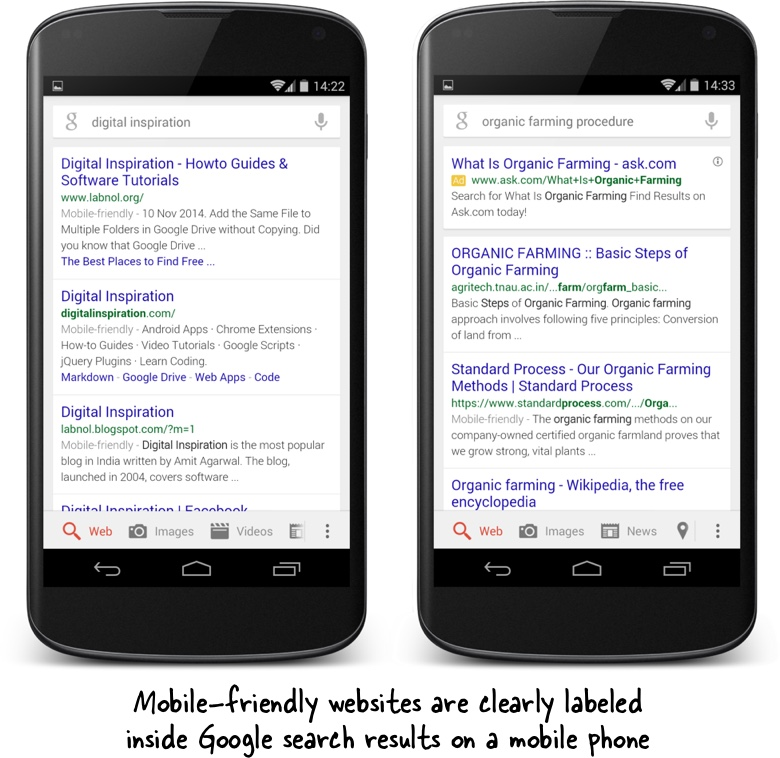 How To Tell If Google Considers Your Website As Mobile
