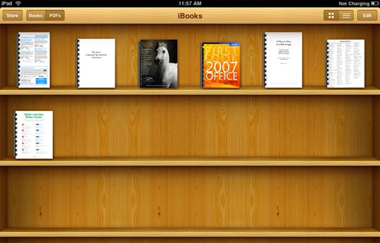 How to Read PDF Files on iPhone, iPod and iPad Without Downloading Third Party Software