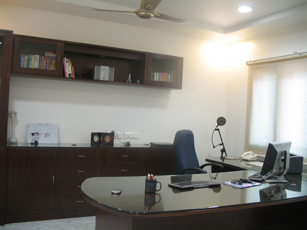 Shifted to a New Office