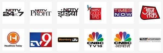 Watch Indian Tv Channels Live On Your Computer Or Mobile Phone