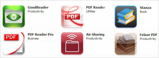 The best pdf reading apps for ipad pdf readers pdf readers for ipad reheart Choice Image