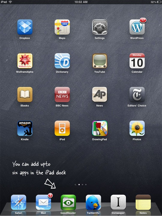 how to add apps to ipad home screen