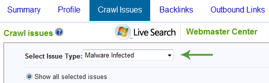 malware infected