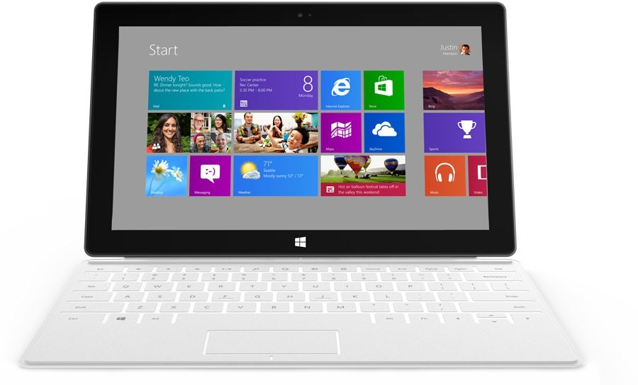 Microsoft Surface - Windows 8 Tablet