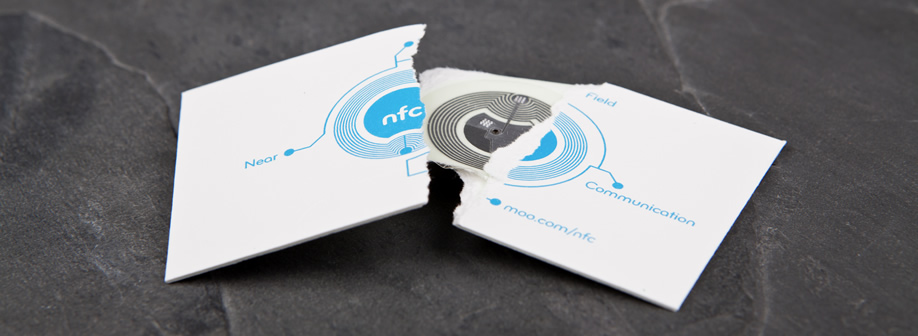 NFC Business Cards
