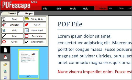online pdf editor you can