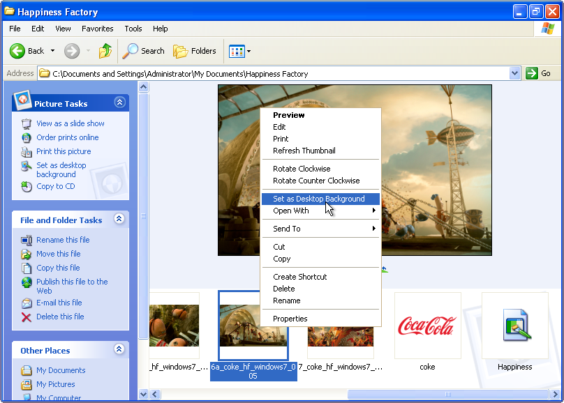 Vista theme on xp free download.