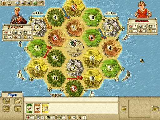 Board Game: Settlers of Catan