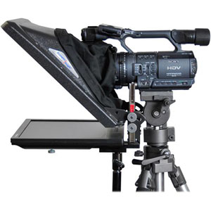 teleprompter or autocue