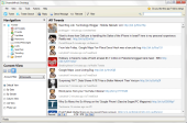 Outlook like Twitter Client