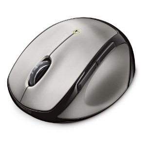 Laptop Mouse with a USB Storage Drive