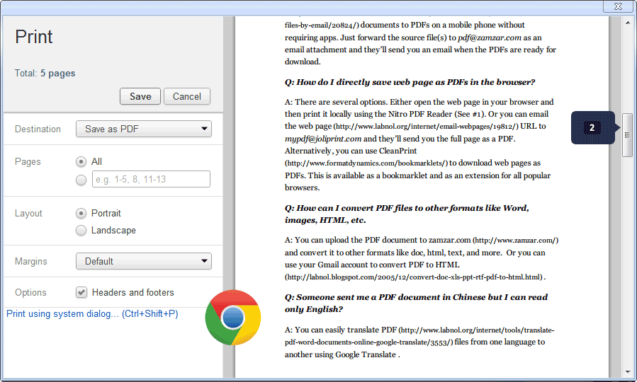 How To Pdf Files From Browser