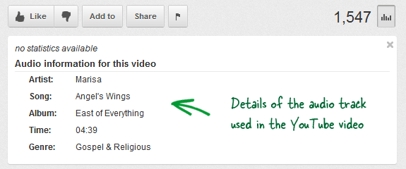 How to Find the Song Name from a YouTube Video