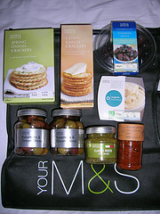 Marks Spencer Food