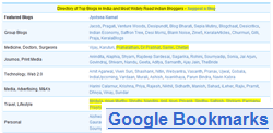 google bookmarks firefox