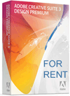 adobe software rent