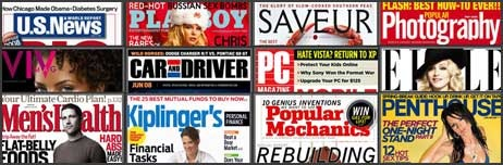How to read popular magazines for free for Online magazine subscription services