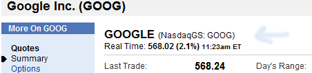 real-time-stock-quotes